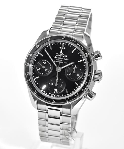 Omega Speedmaster 38 Co-Axial Chronometer Chronograph