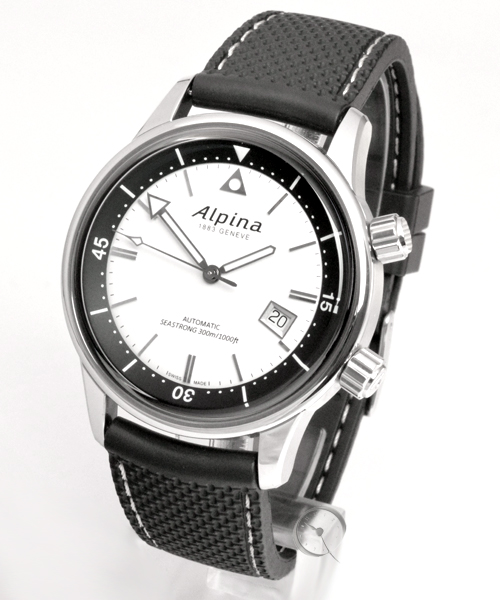 Alpina Seastrong Diver Heritage - 28,7% saved!*