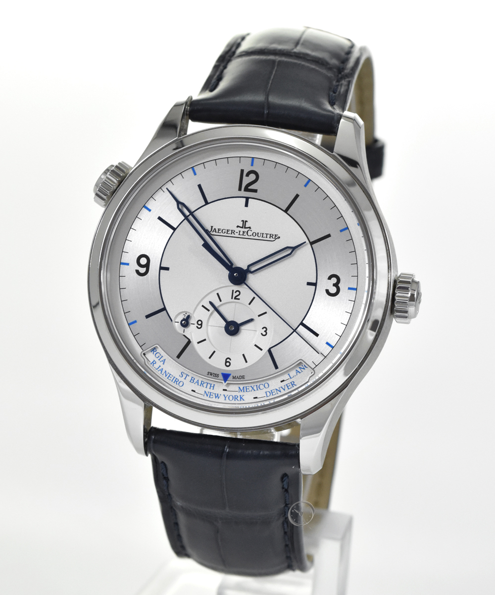 Jaeger-LeCoultre Master Geographic - 20.4% saved!*