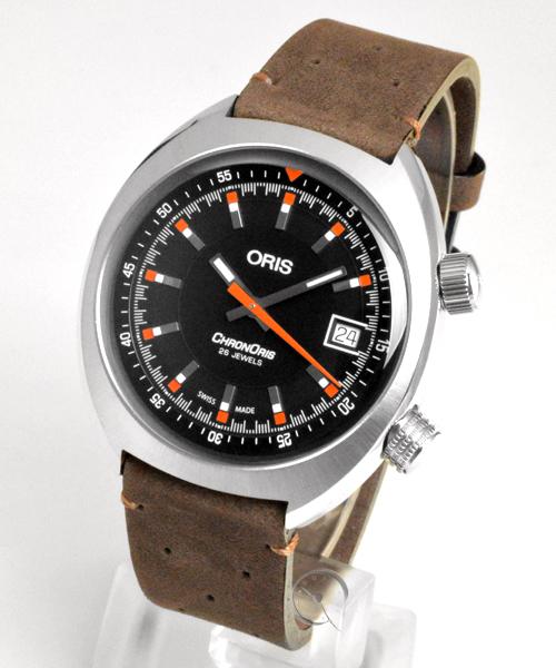 Oris Chronoris Date - 20% saved! *