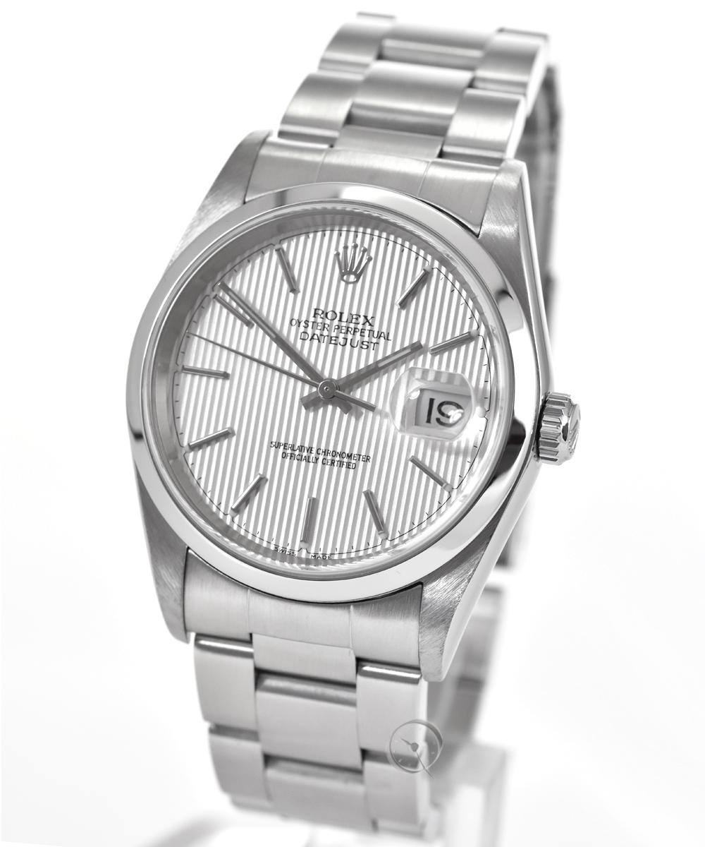 Rolex Datejust Ref. 16200 - at first hand - LC100