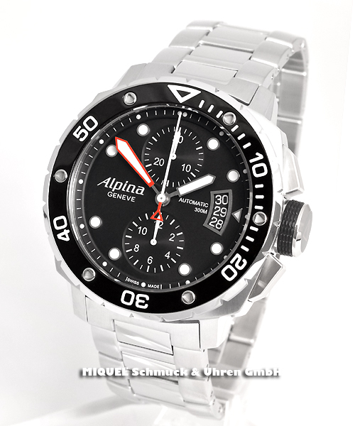 Alpina Seastrong Extreme Diver Chronograph