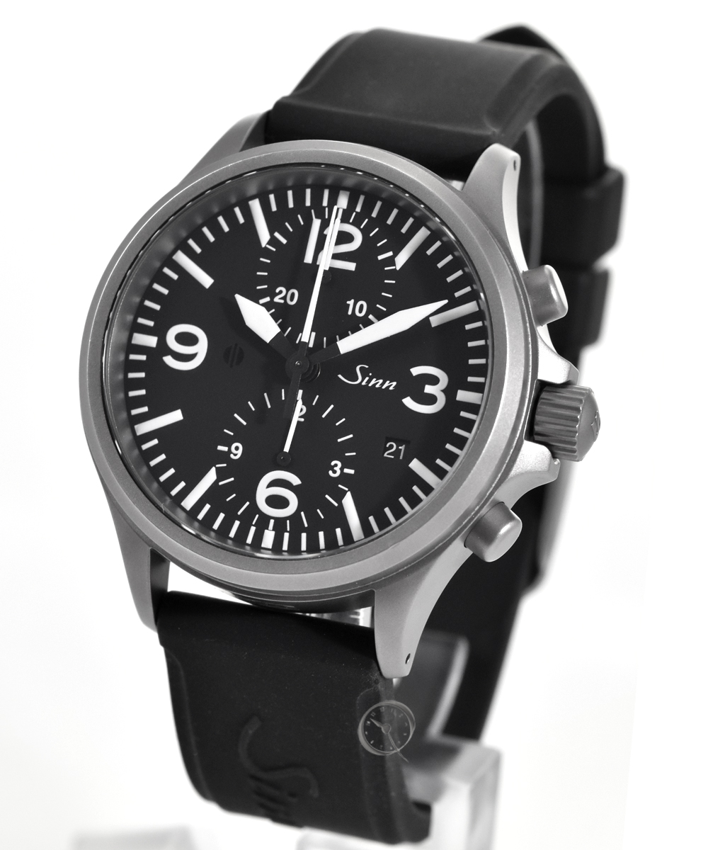 Sinn Duochronograph Ref. 756