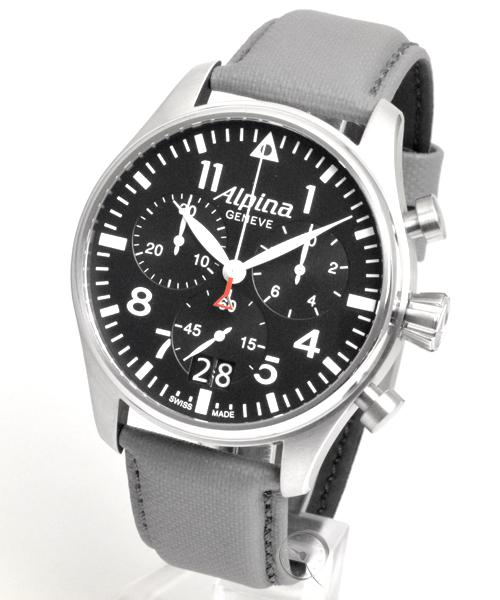 Alpina Startimer Pilot Chronograph - 38,7% saved! *