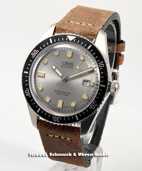Oris Divers Sixty-Five - 29% saved ! *