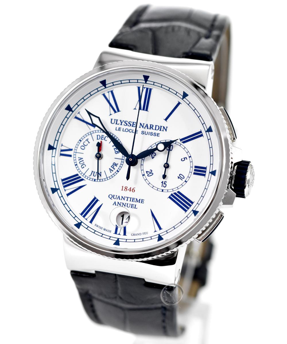 Ulysse Nardin Marine Chronograph - 31% saved!*