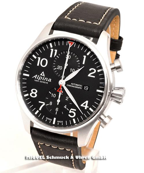 Alpina Startimer Pilot Automatic Chronograph - 39,9% saved!*