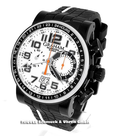 Graham Silverstone Stowe GMT Black & White limited to only 250 items