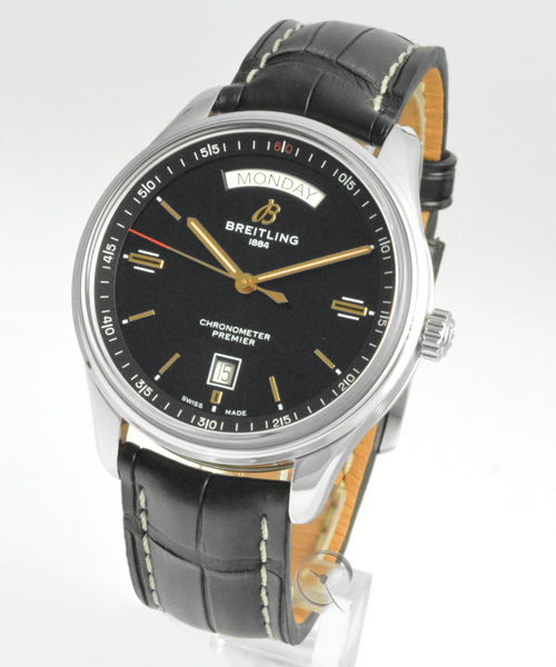 Breitling Premier Automatic Day & Date 40 - 22,5% saved!*