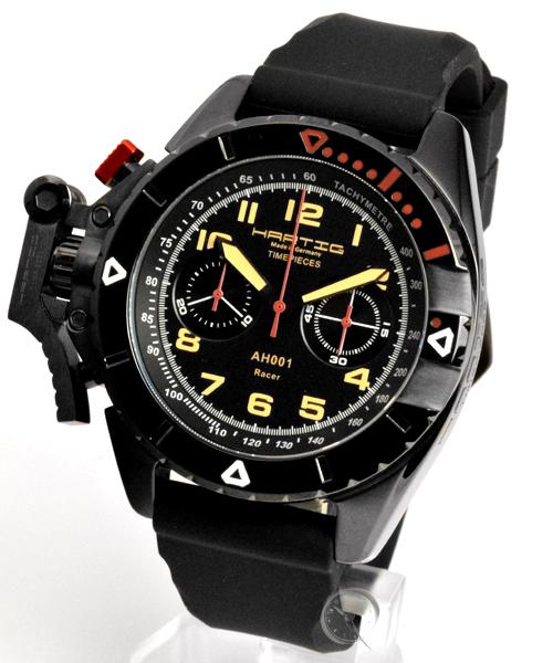 Hartig Racer Red Chronograph