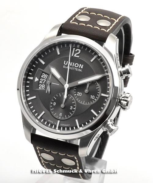 Union Belisar Pilot Chronograph - 25,4% saved!*