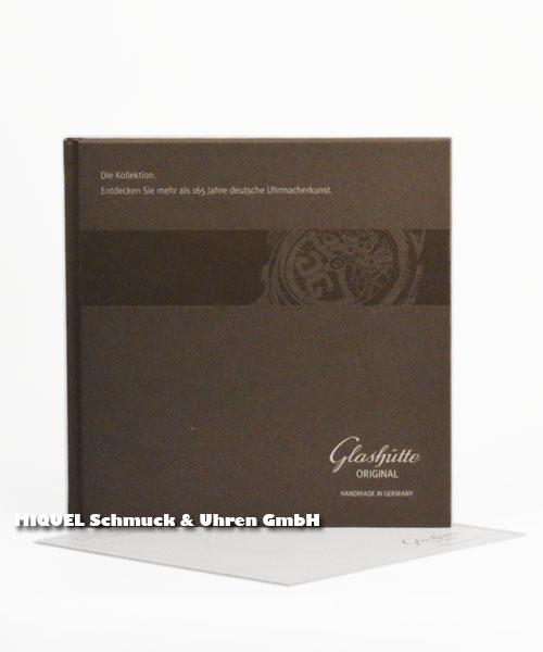 Glashütte Original Booklet Die Kollektion 2012 inkl. Preisliste