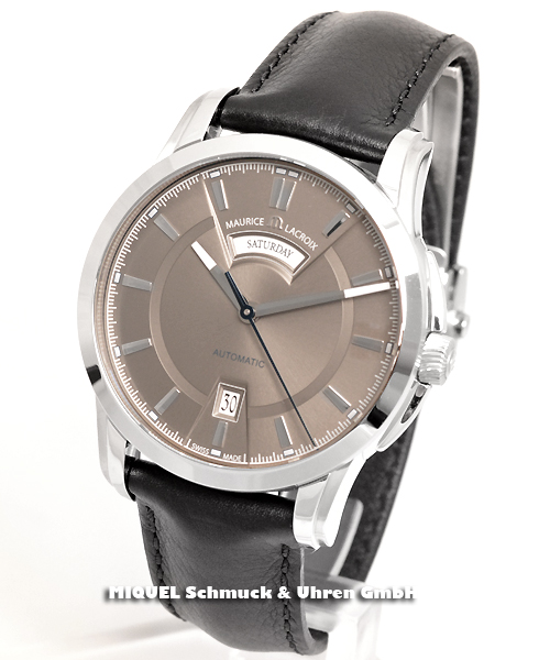 Maurice Lacroix Pontos Day/Date - Caution: 51% saved ! *