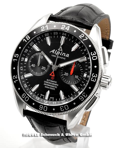 Alpina Alpiner Chronograph 4 - 44,4% saved ! *