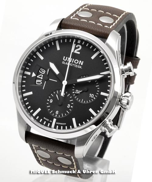 Union Belisar Pilot Chronograph - 28.1% saved!*