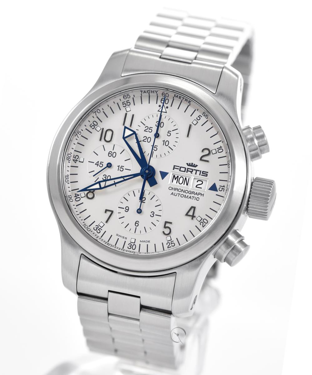 Fortis Pilot 42 Chronograph