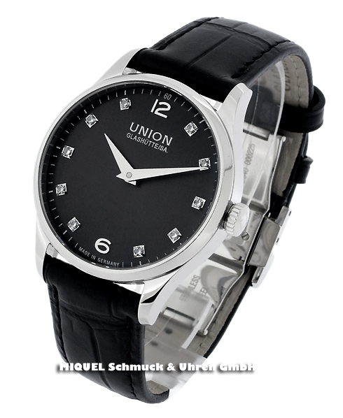Union Glashuette Noramis Dame automatic - womens watch