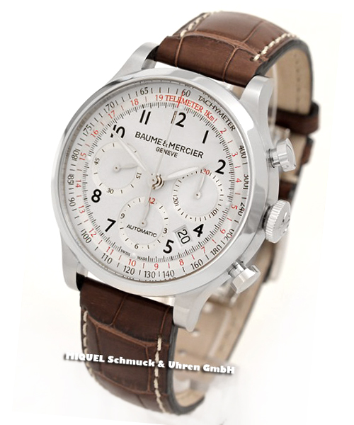 Baume and Mercier Capeland automatic Chronograph - 30% saved!*