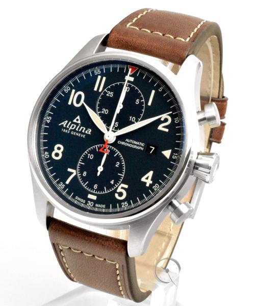 Alpina Startimer Pilot Automatic Chronograph -32,3% saved*