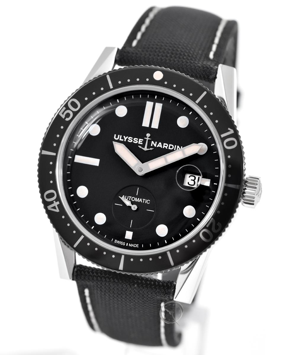 Ulysse Nardin Diver Le Locle - 25% saved!*
