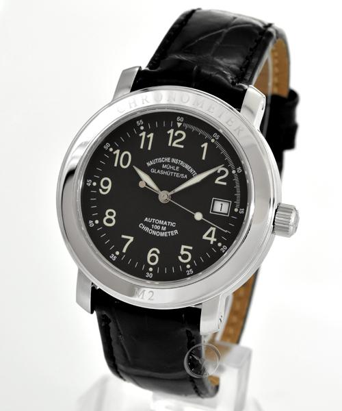 Mühle Glashütte Naval Aviator-Chronometer M2 - Limited Edition 999 items -  rar!