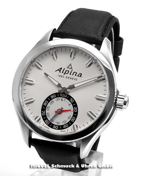 Alpina HOROLOGICAL SMARTWATCH - 39,8 % saved ! *