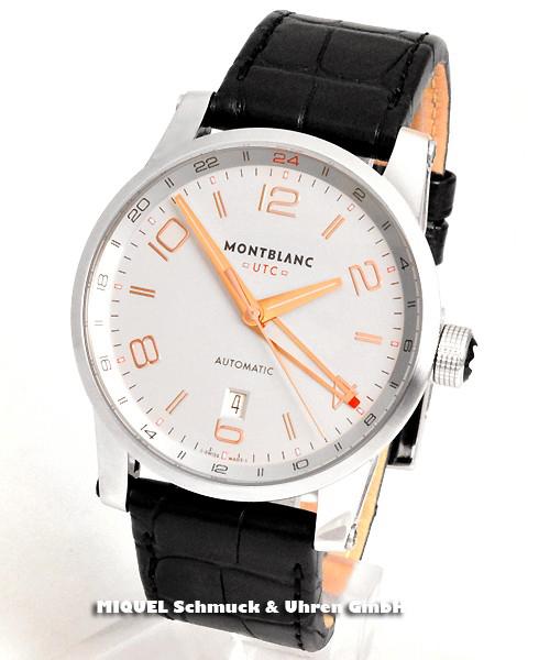 Montblanc TimeWalker UTC - 44,3% saved ! *