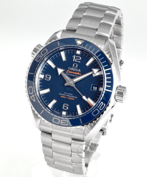 Omega Seamaster Planet Ocean 600M Master Chronometer 43,5mm - 20,6% saved!*