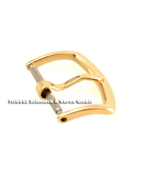 thorn clasp 18ct yellow gold massive in 18 mm