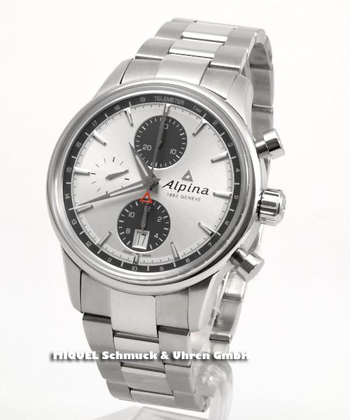 Alpina Alpiner Automatic Chronograph - 46,7% saved ! *
