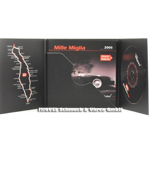 Chopard Mille Miglia Präsentations-DVD mit Booklet
