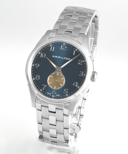 Hamilton Jazzmaster Thinline Small Second - 22,2% saved!*