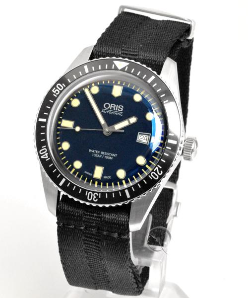 Oris Divers Sixty-Five - Caution: 29% saved!*
