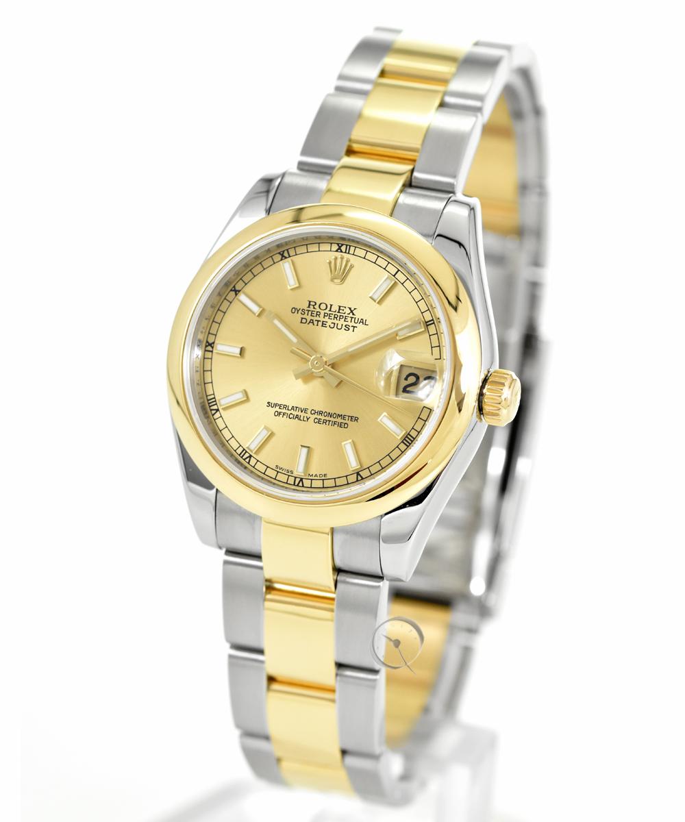 Rolex Datejust 31 Ref. 178243