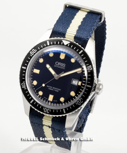 Oris Divers Sixty-Five 30% saved!*