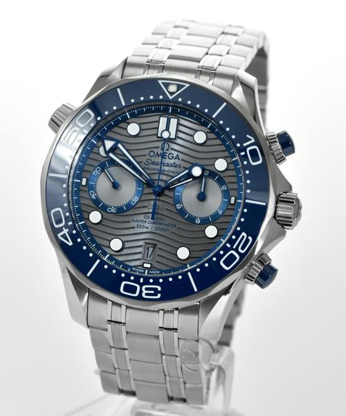 Omega Seamaster Professional Diver 300M Chronometer Chronograph  - 20% saved*