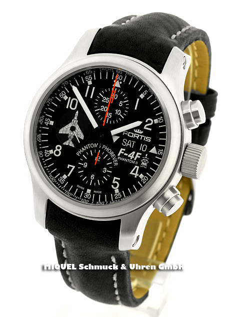 Fortis Chronograph Pilot F-4F Phantoms Phorever - Limited to only 175 items