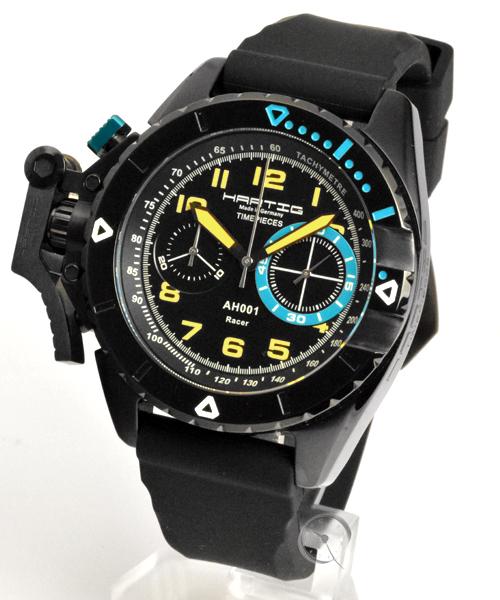 Hartig Racer Blue Chronograph