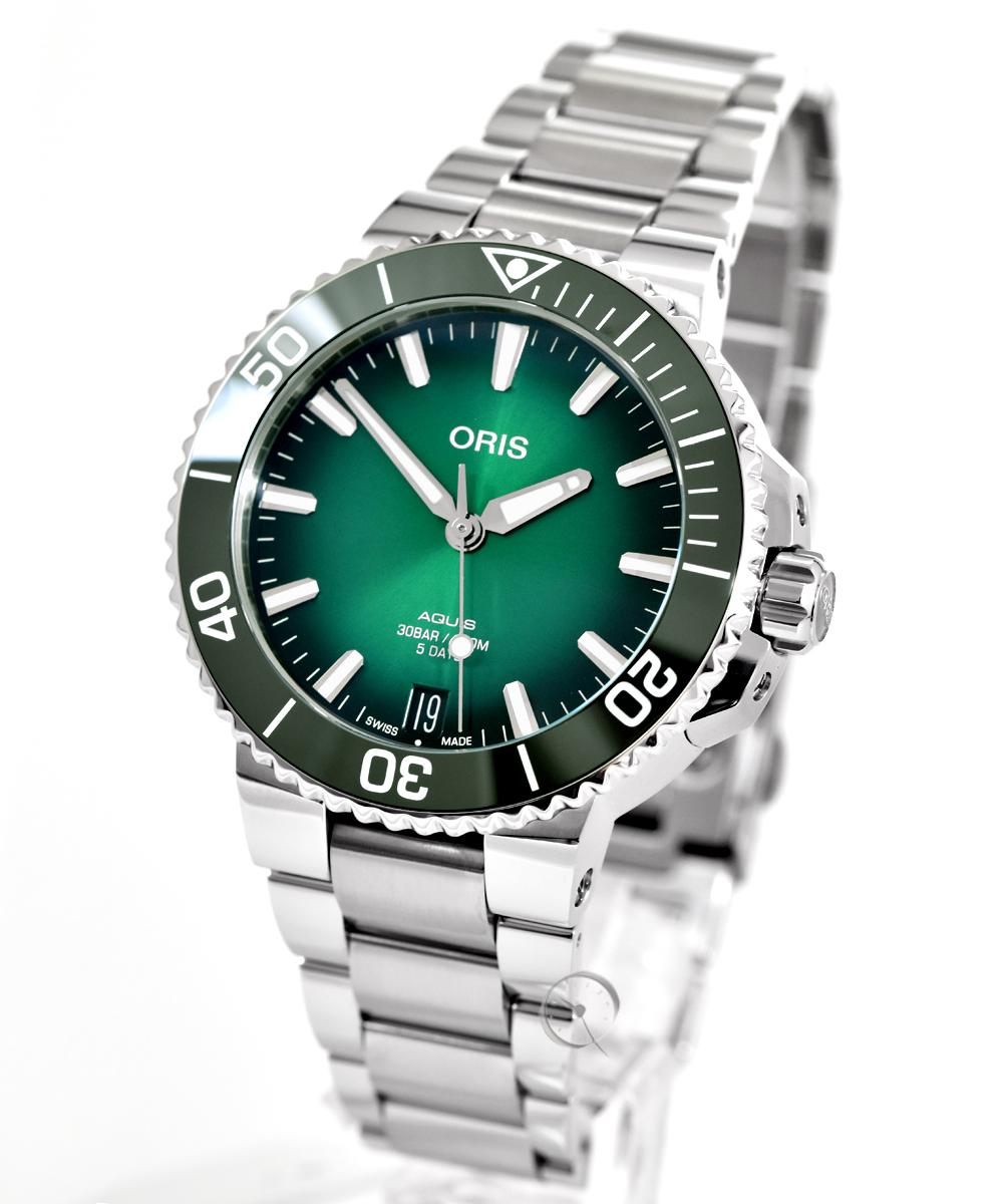 Oris Aquis 41,5mm Date Calibre 400 - 20% saved!*