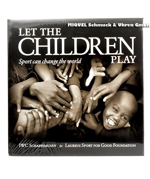 IWC Buch Let the children play originalverpackt