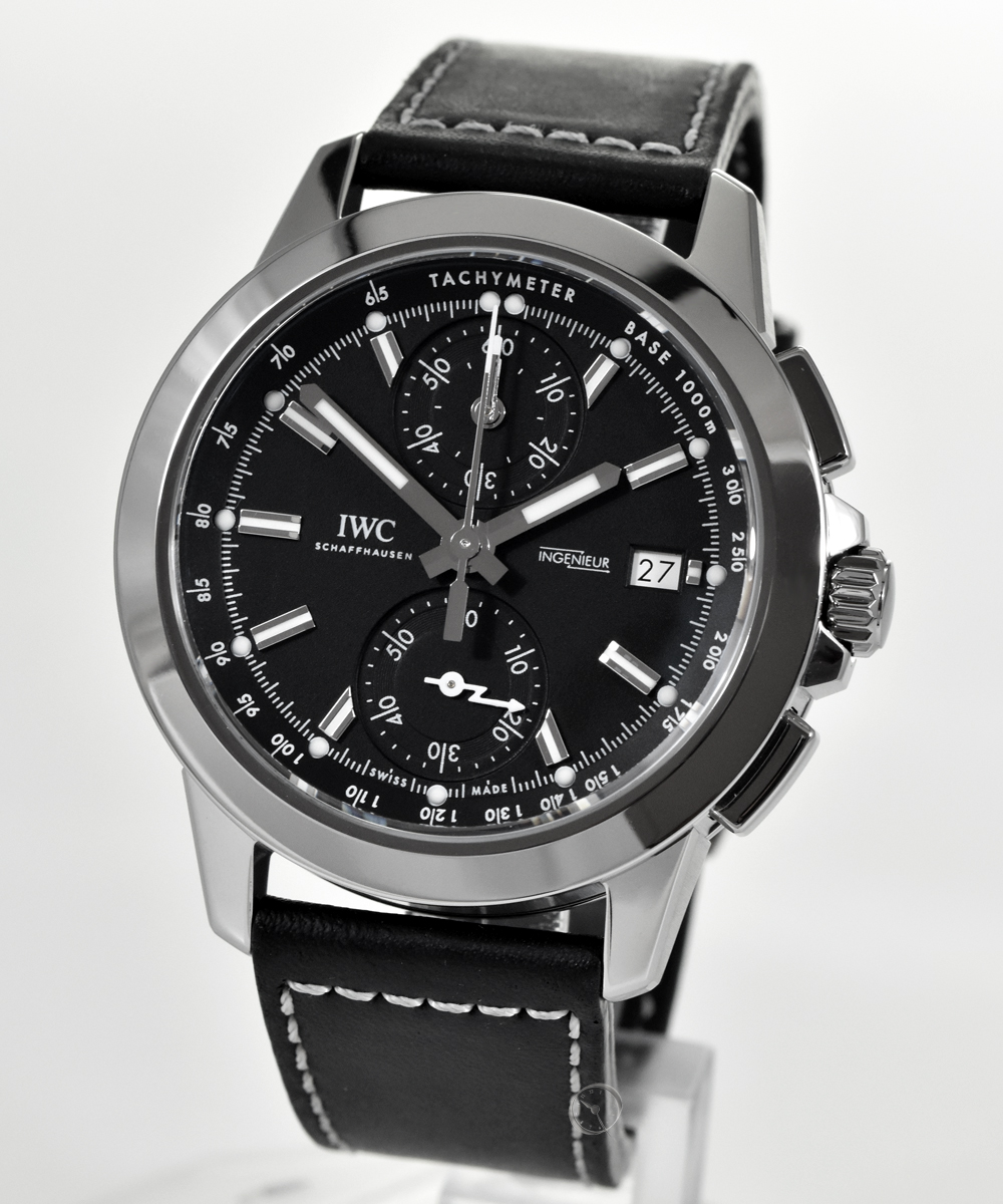 IWC Ingenieur Chronograph Sport limited to 500 pieces - 33.6% saved!*