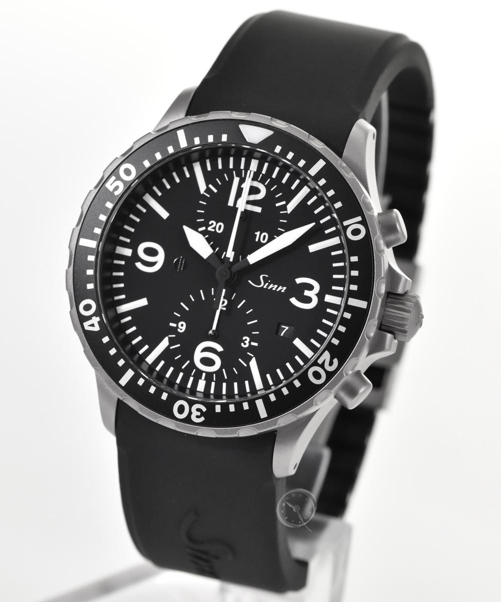 Sinn Duochronograph Ref. 757