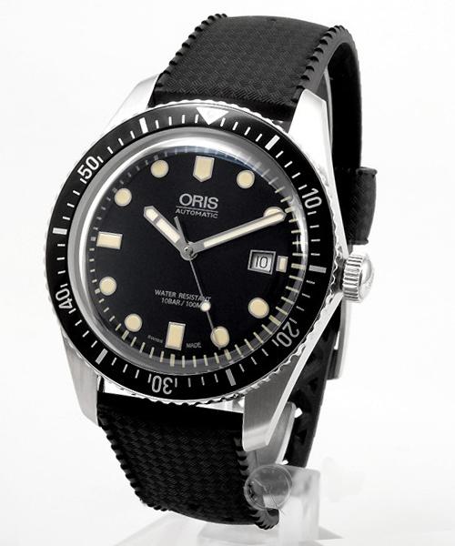 Oris Divers Sixty-Five Caution 29 % saved ! *