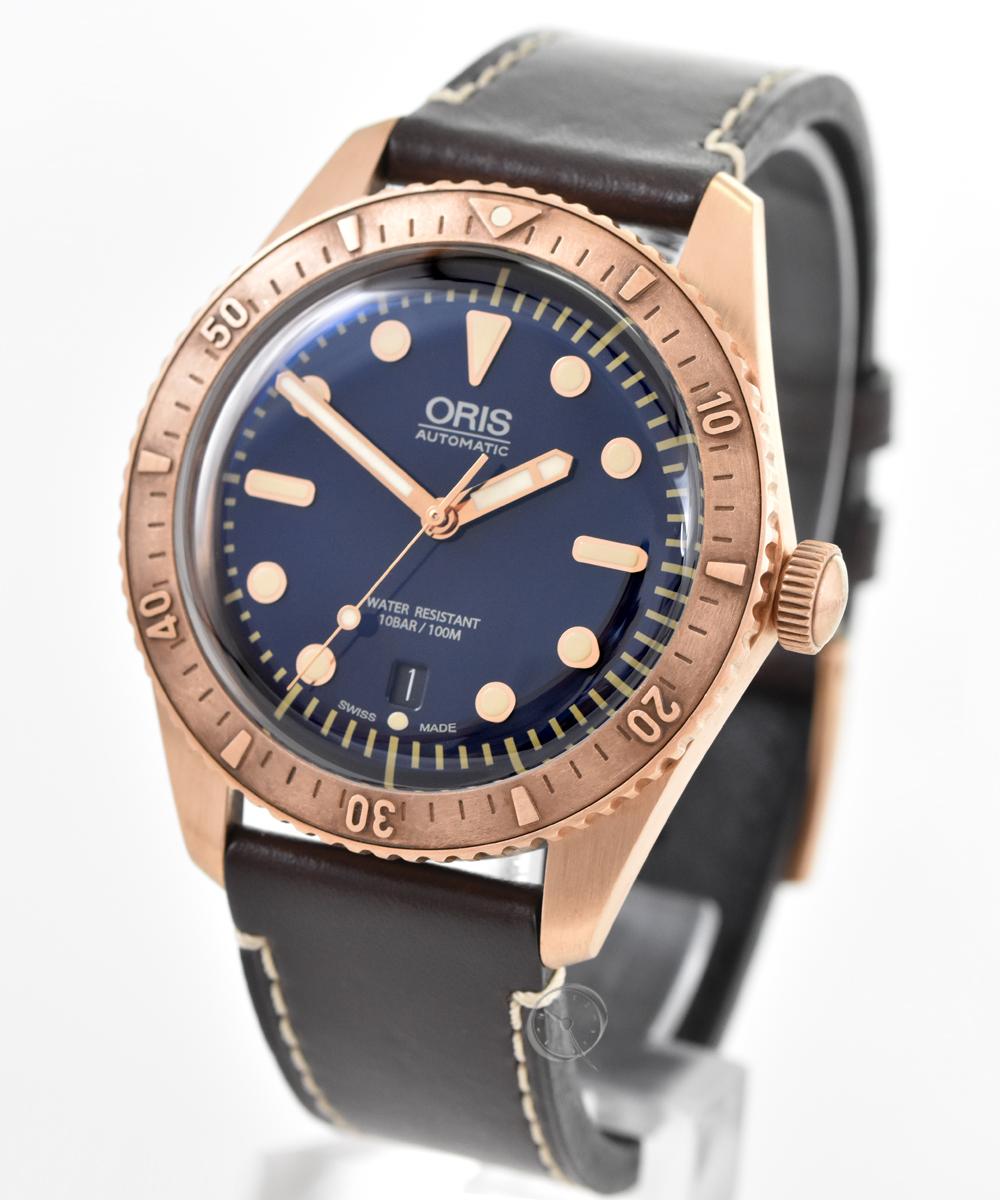 Oris Divers Carl Brashear Limited Edition