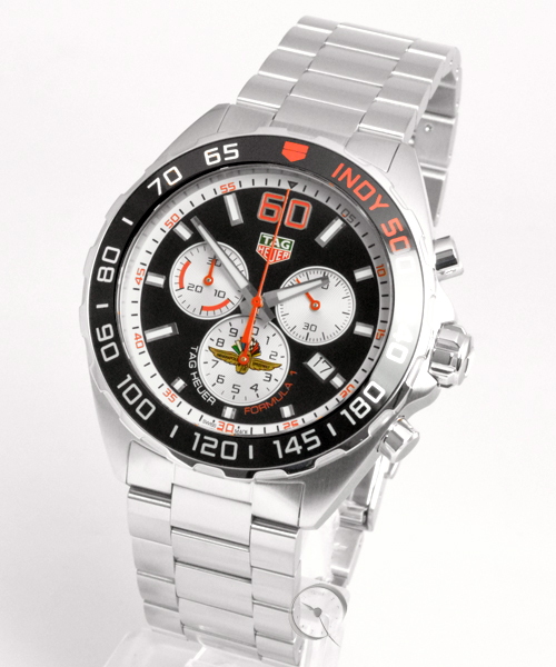 TAG Heuer Formula 1 Quarz 43mm Spezial Edition Indy 500