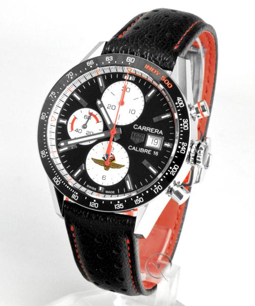 TAG Heuer Carrera Indy 500 Calibre 16 Chronograph - 25,1% saved!*