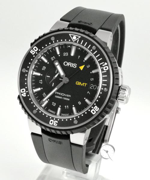 Oris ProDiver GMT - 25% saved!*