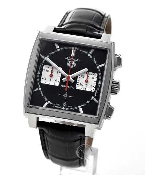TAG Heuer Monaco Chronograph Cal. Heuer 02 - 25% saved!*