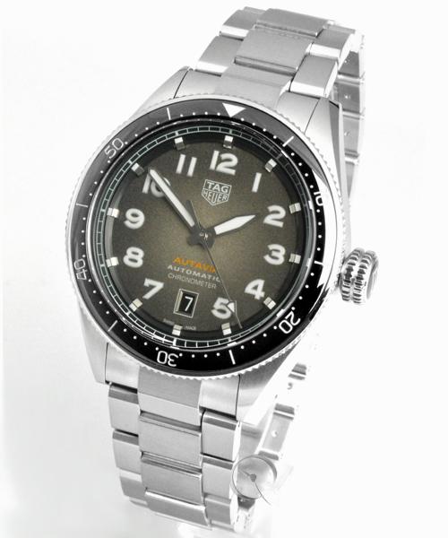 TAG Heuer Autavia Cal. 5 Chronometer - 24,8% saved!*