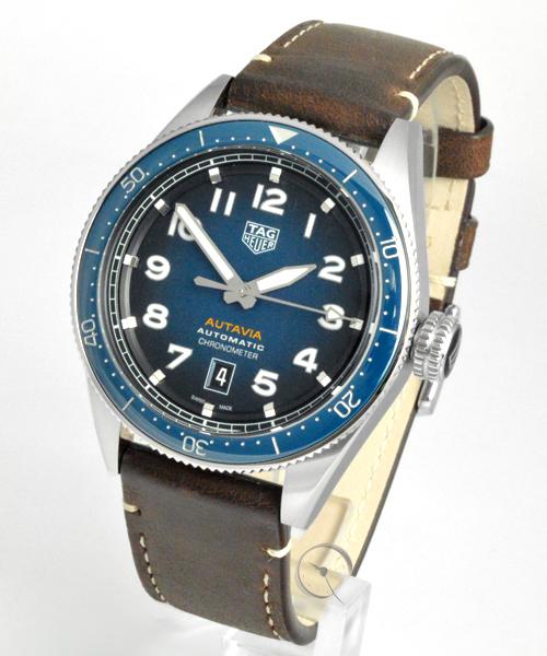 TAG Heuer Autavia Cal. 5 Chronometer